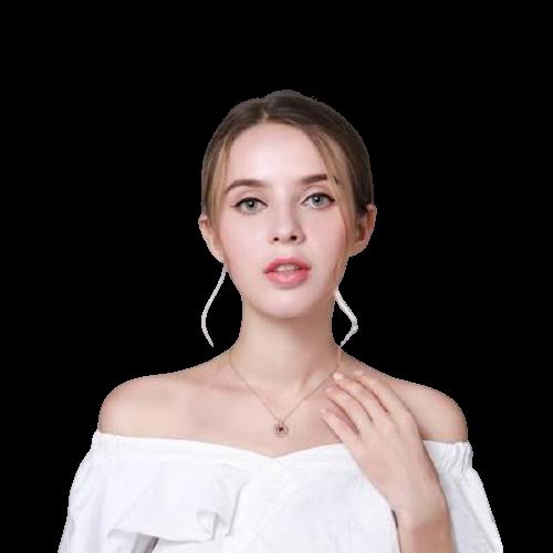 femme-collier-je-t-aime-100-langue